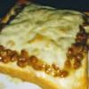 話題の納豆トーストを作って食べてみた!作り方や食べた感想を掲載!驚きの味に戸惑いを
