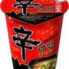 Amazon | 農心ジャパン 辛ラーメンカップ 68g×12個 | 辛 | ラーメン 通販